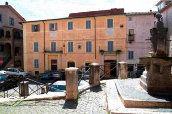 La Sosta Palestrina - Apartment mit 2 Schlafzimmern mit Balkon