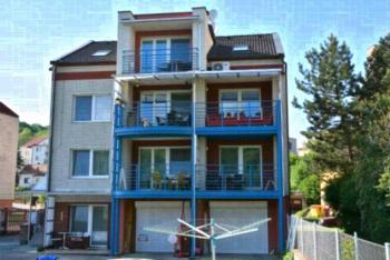 Penzion Jarmilka - Studio-Apartment mit Balkon