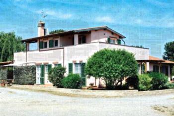 Agriturismo La Quercia - Apartment mit 1 Schlafzimmer - Erdgeschoss