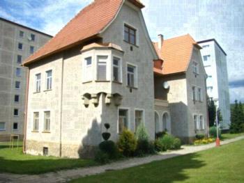 Apartman Luhacovice - Apartment mit 2 Schlafzimmern und Terrasse