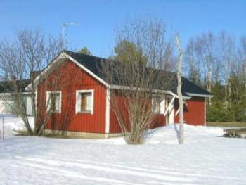 Ferienhaus Jokijärven lomat/pihatalo
