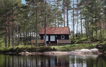 Ferienhaus Vatnestrøm
