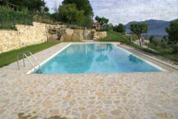 Fonte Chiara - Apartment mit 1 Schlafzimmer und Terrasse