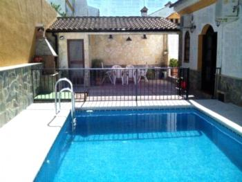 Casa Sierra De Cadiz - Apartment mit 2 Schlafzimmmern und eigenem Pool