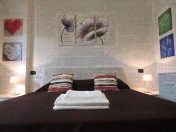 Casa Fiera E Relax - Apartment mit 1 Schlafzimmer und Balkon