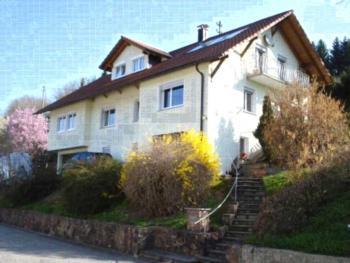 Ferienwohnung Dieterle - Apartment mit 2 Schlafzimmern