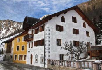 Ferienwohnung Chasa Gallas, (Tschierv Val Müstair). Ferienwohnung für 4 Personen