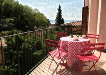 Relax in Piazzetta - Apartment mit 1 Schlafzimmer und Balkon
