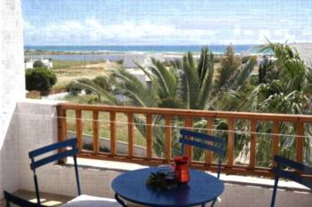 Studios G. Salteris - Studio with Sea View (3 Adults)