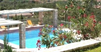 Palaiokastro Villas - Apartment mit 1 Schlafzimmer - Erdgeschoss