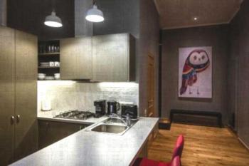 Upisha Street Lux Apartments - Apartment mit 1 Schlafzimmer und Balkon