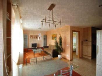 Liudmilos butas - Apartment mit 1 Schlafzimmer und Balkon