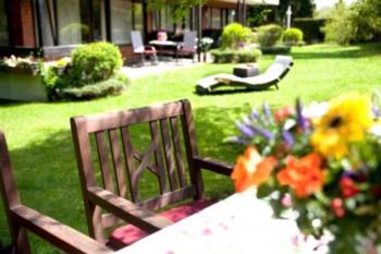 Ferienhaus am Mattenweg - Kleines Apartment mit 1 Schlafzimmer und Terrasse