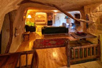 Anitya Cave House - Duplex Cave Room