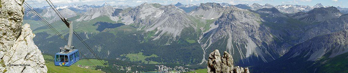 Arosa-Schanfigg, Schweiz