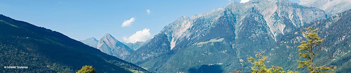Dolina Blenio, Szwajcaria