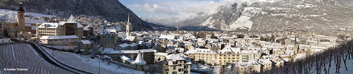 Chur und Umgebung, Schweiz