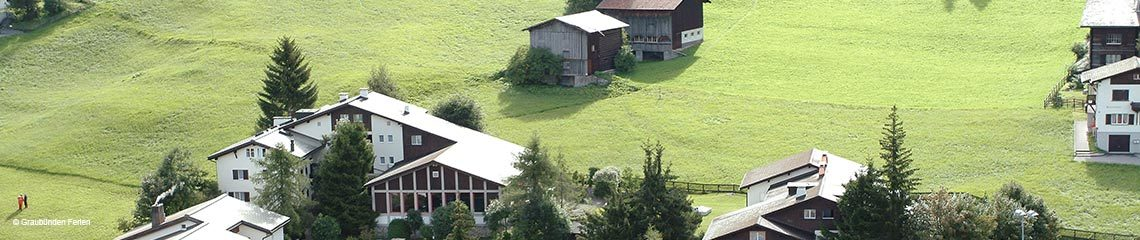 Klosters, Prättigau, Szwajcaria