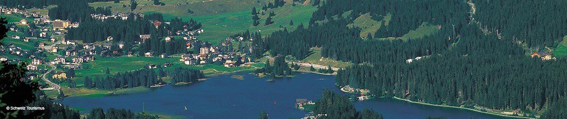 Lenzerheide, Schweiz
