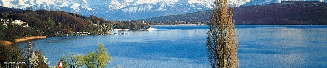 Schweizer Mittelland, Schweiz