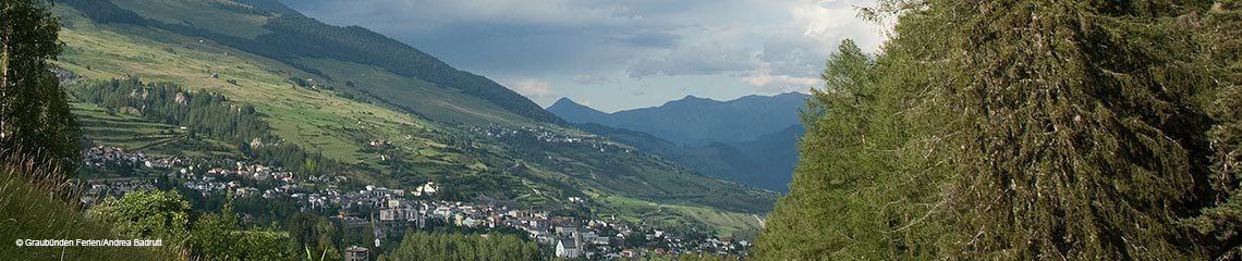 Vulpera, Unterengadin, Schweiz