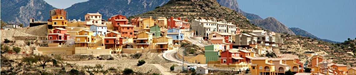Costa Blanca, Spanien