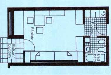 Ferienwohnung Oberstdorf - Haus Falkenhorst Whg.-Nr. 40 (174), Oberstdorf, Allgäu (Bayern), Bayern, Deutschland, Bild 31
