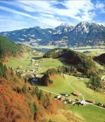 Ferienwohnung Oberstdorf - Haus Falkenhorst Whg.-Nr. 40 (174), Oberstdorf, Allgäu (Bayern), Bayern, Deutschland, Bild 4