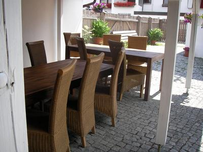 Holiday apartment Haus Hilde  Wohnung 1 EG (189), Presseck, Upper Franconia, Bavaria, Germany, picture 4