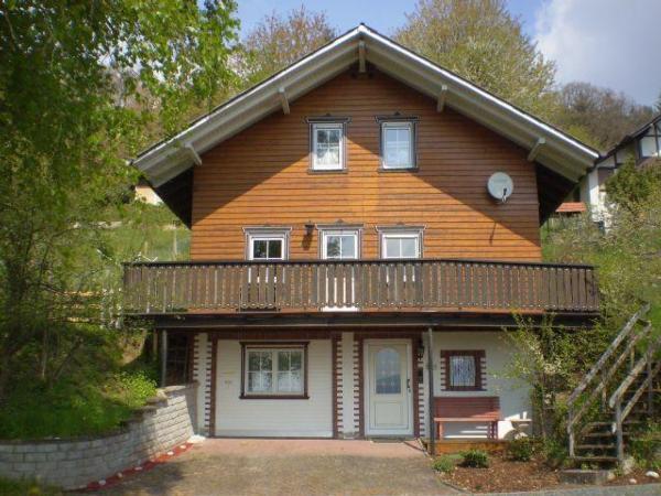 Ferienhaus Chalet Werra (289), Philippsthal, Nordhessen, Hessen, Deutschland, Bild 1