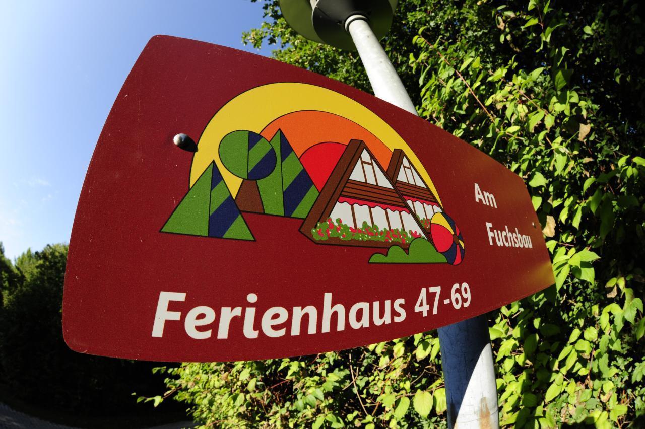 Ferienhaus Feriendorf Waldbrunn - Haustyp Winnetou (1317), Waldbrunn, Odenwald (Baden-Württemberg), Baden-Württemberg, Deutschland, Bild 12