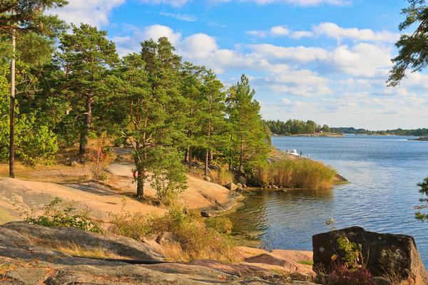 Ferienhaus Exklusives Ferienhaus auf Naturgrundst., 150m zum Meer, Profiküche, Klimaanlage (1007215), Oskarshamn, Kalmar län, Südschweden, Schweden, Bild 8