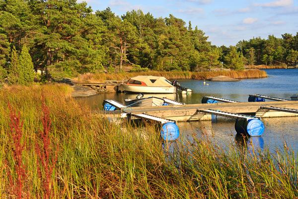 Ferienhaus Exklusives Ferienhaus auf Naturgrundst., 150m zum Meer, Profiküche, Klimaanlage (1007215), Oskarshamn, Kalmar län, Südschweden, Schweden, Bild 3