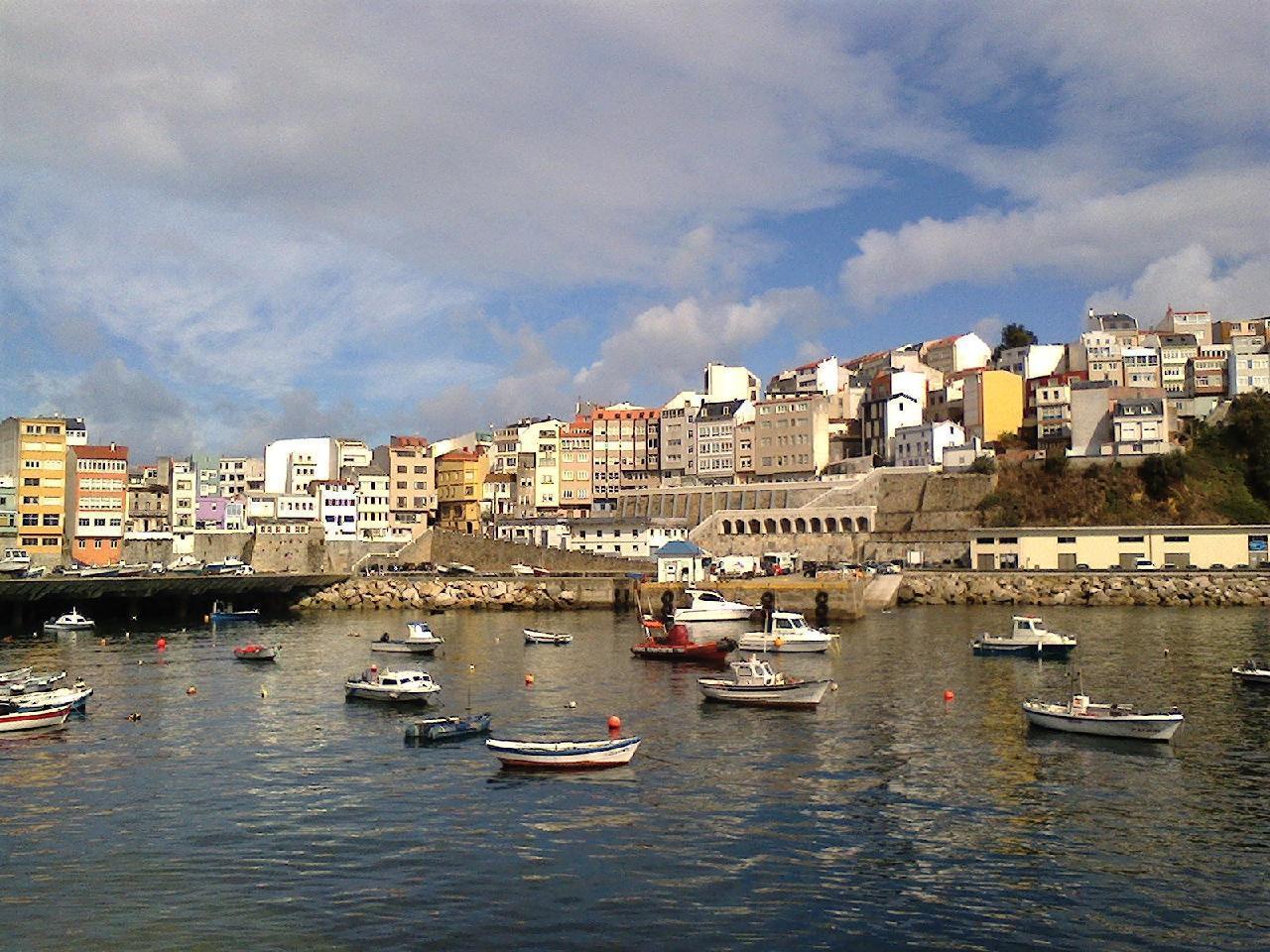 Ferienwohnung Dachwohnung mit Terasse und Meerblick unweit des Strandes im malerischen Fischerort Malpic (1022020), Malpica de Bergantiños, Rias Altas, Galicien, Spanien, Bild 43