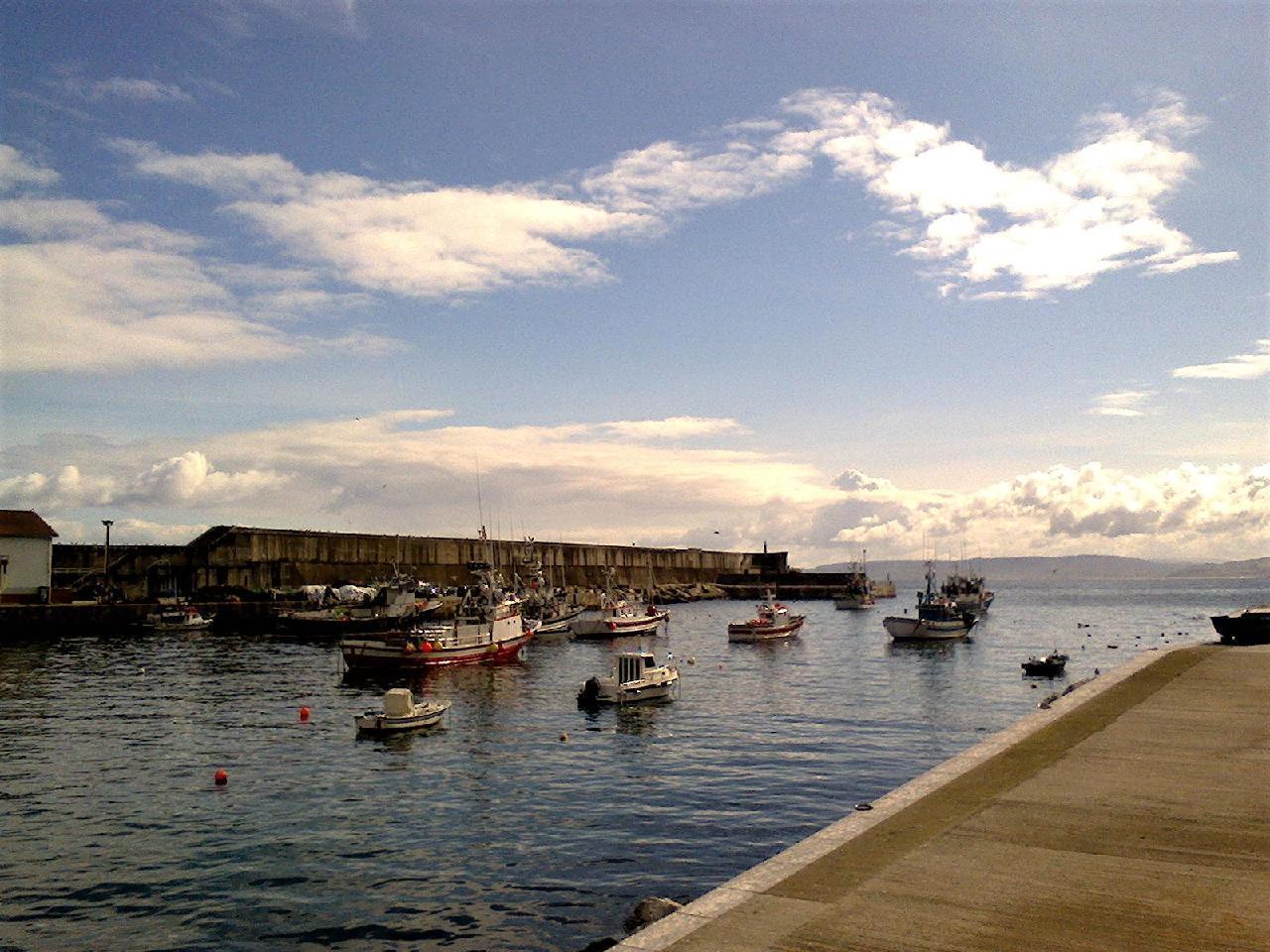 Ferienwohnung Dachwohnung mit Terasse und Meerblick unweit des Strandes im malerischen Fischerort Malpic (1022020), Malpica de Bergantiños, Rias Altas, Galicien, Spanien, Bild 45