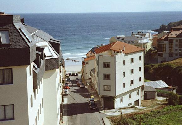 Ferienwohnung Dachwohnung mit Terasse und Meerblick unweit des Strandes im malerischen Fischerort Malpic (1022020), Malpica de Bergantiños, Rias Altas, Galicien, Spanien, Bild 3