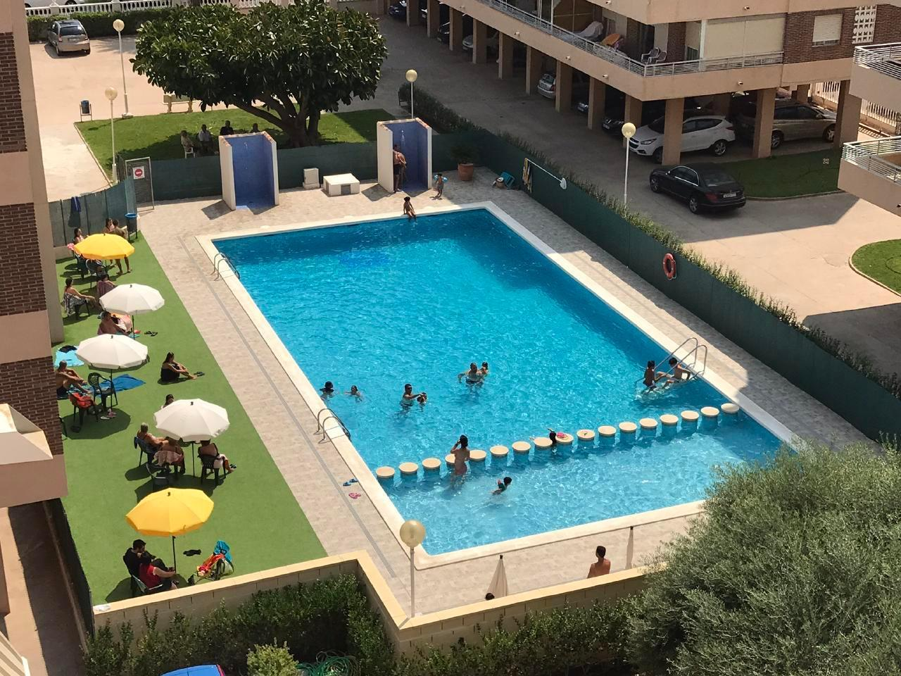 Appartement de vacances Sonnige 3.5 Zi-Wohnung am Meer (1026876), Torrevieja, Costa Blanca, Valence, Espagne, image 22