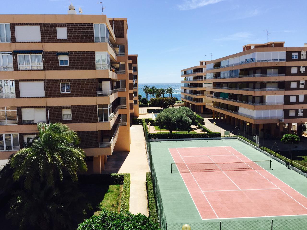 Appartement de vacances Sonnige 3.5 Zi-Wohnung am Meer (1026876), Torrevieja, Costa Blanca, Valence, Espagne, image 3
