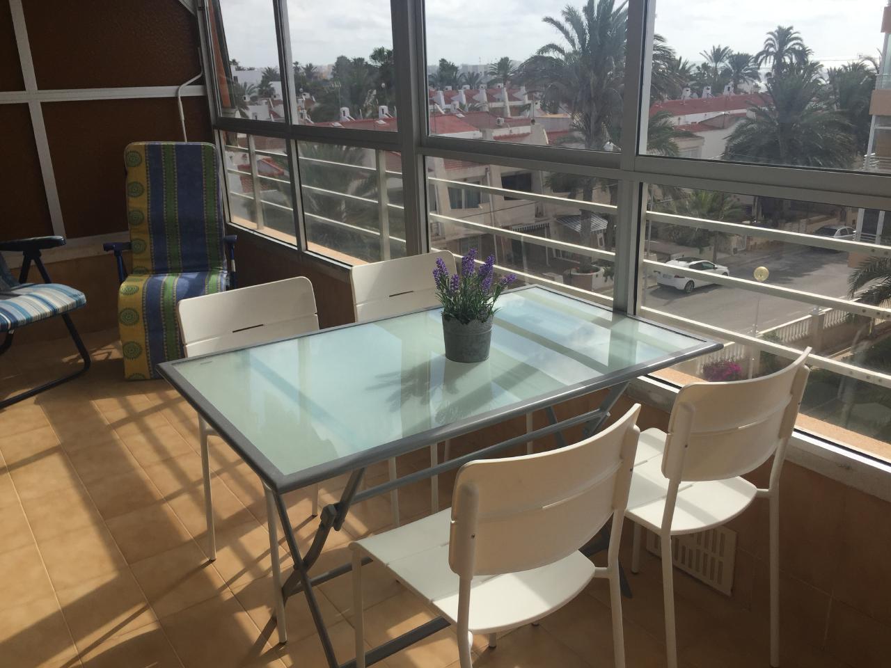 Appartement de vacances Sonnige 3.5 Zi-Wohnung am Meer (1026876), Torrevieja, Costa Blanca, Valence, Espagne, image 20