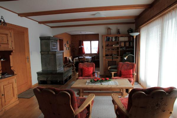 Ferienhaus Chalet Mon Refuge (1028837), Laax, Flims - Laax - Falera, Graubünden, Schweiz, Bild 2