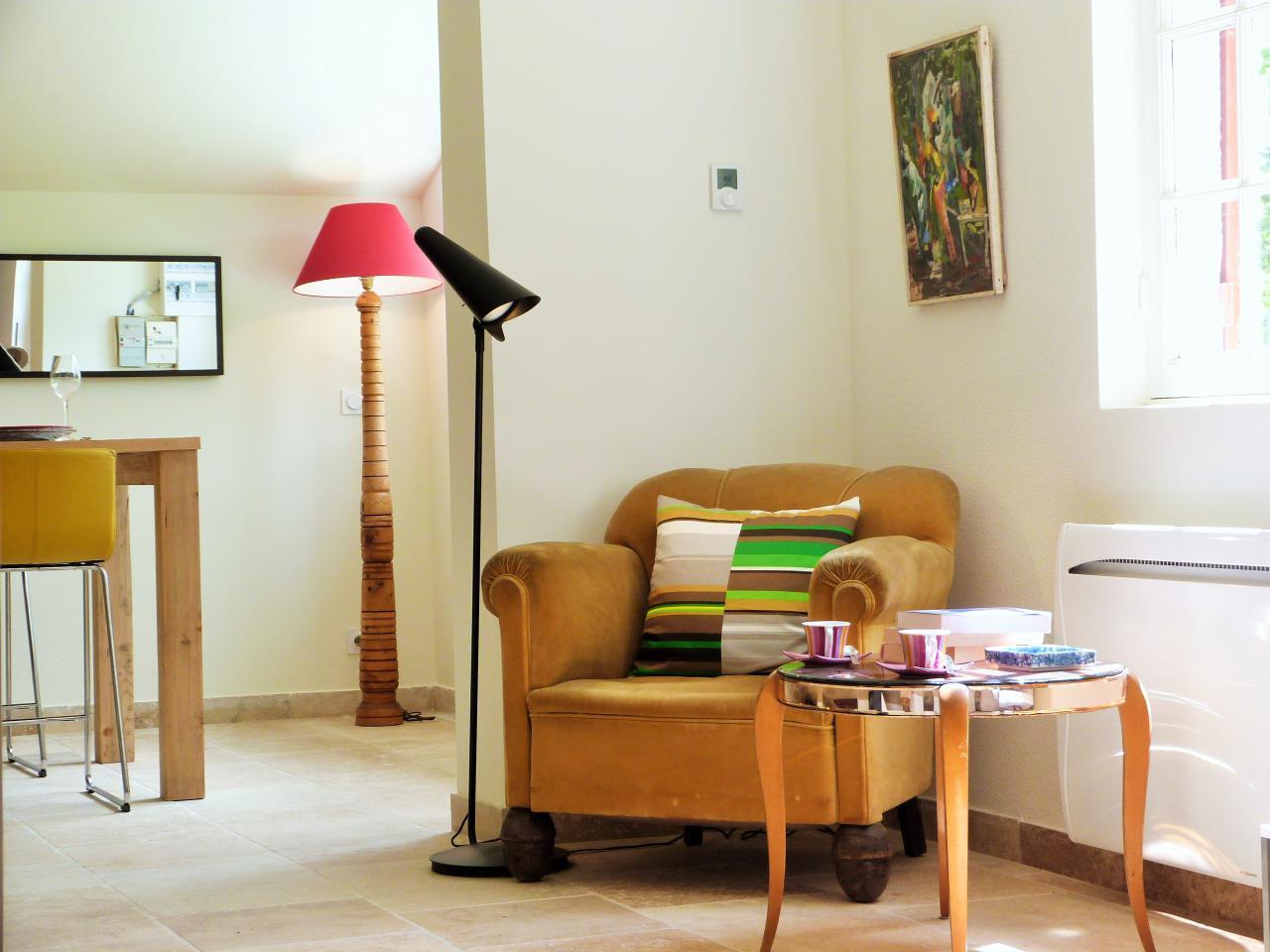 Maison de vacances Exklusives Landhaus mit Top-Küche, beheizter Pool, Naturgarten, unweit von St. Emilion, Bo (1040506), Martillac, Gironde, Aquitaine, France, image 10