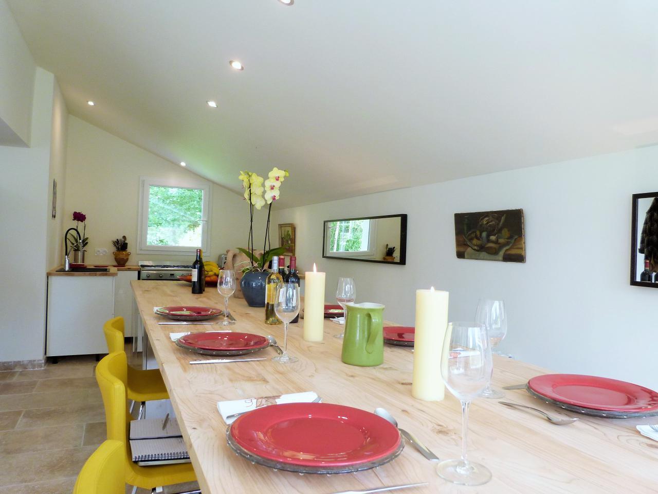 Maison de vacances Exklusives Landhaus mit Top-Küche, beheizter Pool, Naturgarten, unweit von St. Emilion, Bo (1040506), Martillac, Gironde, Aquitaine, France, image 12