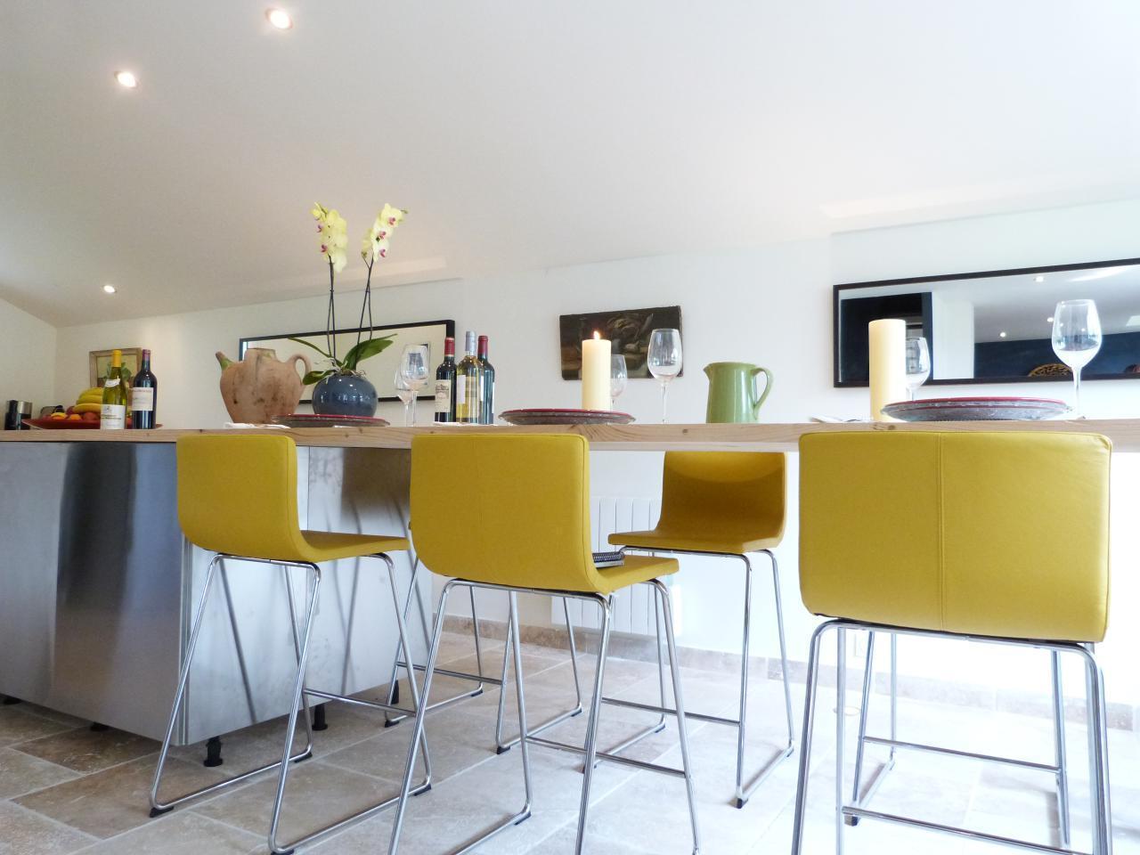 Maison de vacances Exklusives Landhaus mit Top-Küche, beheizter Pool, Naturgarten, unweit von St. Emilion, Bo (1040506), Martillac, Gironde, Aquitaine, France, image 11