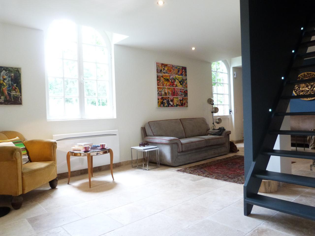 Maison de vacances Exklusives Landhaus mit Top-Küche, beheizter Pool, Naturgarten, unweit von St. Emilion, Bo (1040506), Martillac, Gironde, Aquitaine, France, image 4