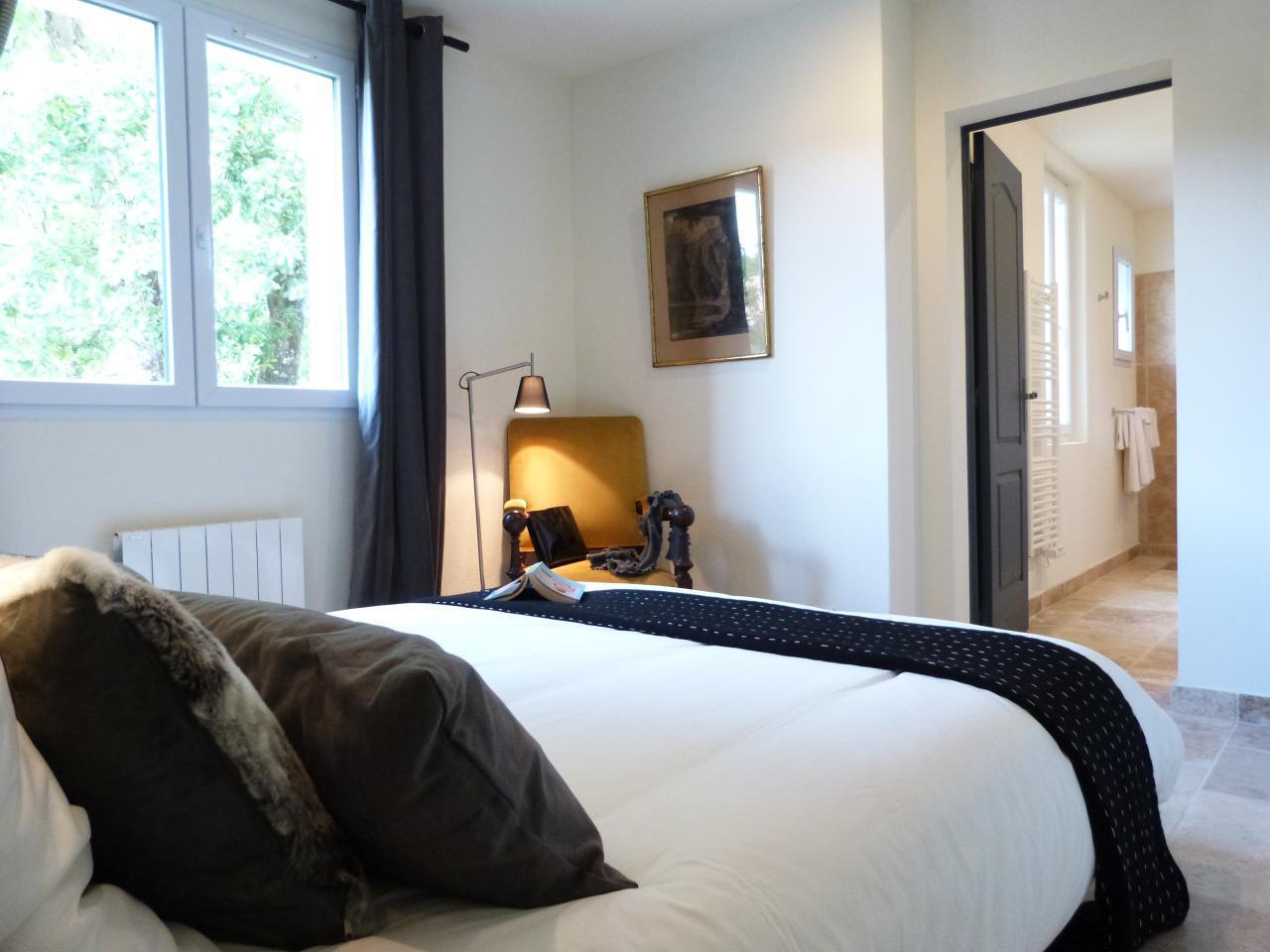 Maison de vacances Exklusives Landhaus mit Top-Küche, beheizter Pool, Naturgarten, unweit von St. Emilion, Bo (1040506), Martillac, Gironde, Aquitaine, France, image 26