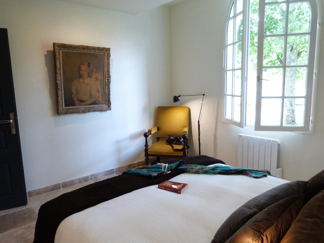 Maison de vacances Exklusives Landhaus mit Top-Küche, beheizter Pool, Naturgarten, unweit von St. Emilion, Bo (1040506), Martillac, Gironde, Aquitaine, France, image 20