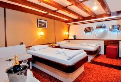 Ferienhaus Luxusyachten im Mittelmeer Türkei (1044969), Mahmutlar, , Mittelmeerregion, Türkei, Bild 6