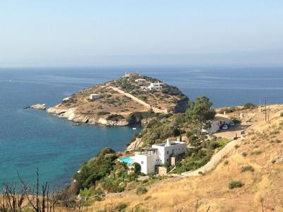 Holiday house Traumhaftes Ferienhaus direkt am Meer (1059875), Marmari, , Euboea, Greece, picture 2