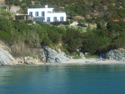 Holiday house Traumhaftes Ferienhaus direkt am Meer (1059875), Marmari, , Euboea, Greece, picture 7