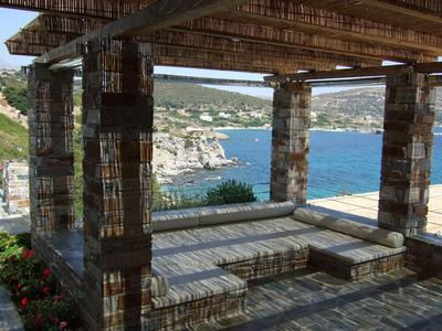 Holiday house Traumhaftes Ferienhaus direkt am Meer (1059875), Marmari, , Euboea, Greece, picture 9